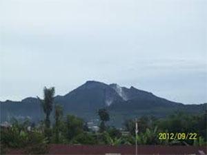 gunung barus